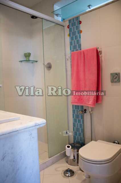 2º BANHEIRO SOCIAL  - Cobertura 2 quartos à venda Barra da Tijuca, Rio de Janeiro - R$ 2.000.000 - VCO20012 - 13