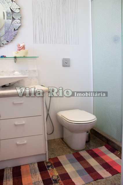1º BANHEIRO SOCIAL 2 - Cobertura 2 quartos à venda Barra da Tijuca, Rio de Janeiro - R$ 2.000.000 - VCO20012 - 11
