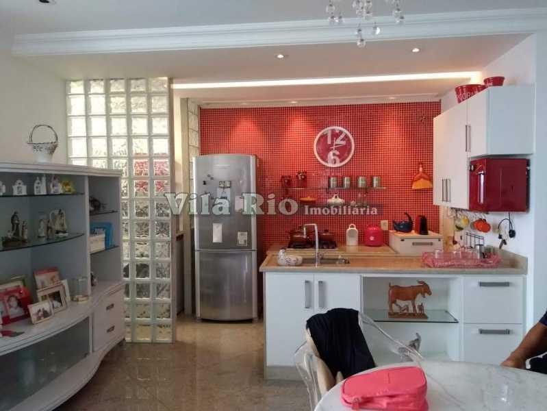 COZINHA AMERICANA 1 - Cobertura 2 quartos à venda Barra da Tijuca, Rio de Janeiro - R$ 2.000.000 - VCO20012 - 16
