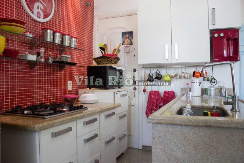 COZINHA AMERICANA 3 - Cobertura 2 quartos à venda Barra da Tijuca, Rio de Janeiro - R$ 2.000.000 - VCO20012 - 18