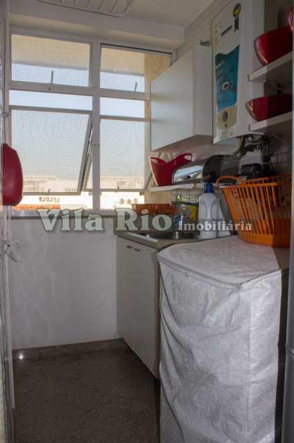 AREA DE SERVIÇO - Cobertura 2 quartos à venda Barra da Tijuca, Rio de Janeiro - R$ 2.000.000 - VCO20012 - 19
