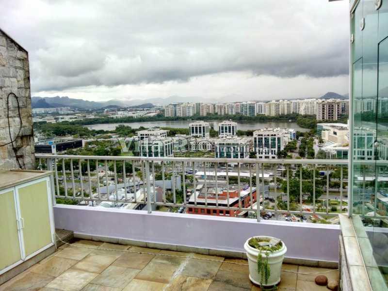 VISTA DA VARANDA - Cobertura 2 quartos à venda Barra da Tijuca, Rio de Janeiro - R$ 2.000.000 - VCO20012 - 25