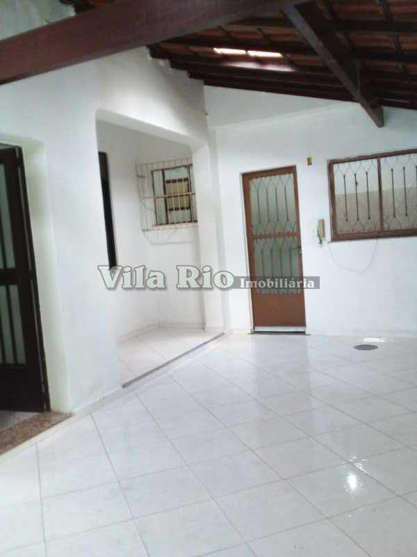 SALA 1 - Casa 2 quartos para alugar Cordovil, Rio de Janeiro - R$ 1.300 - VCA20076 - 1