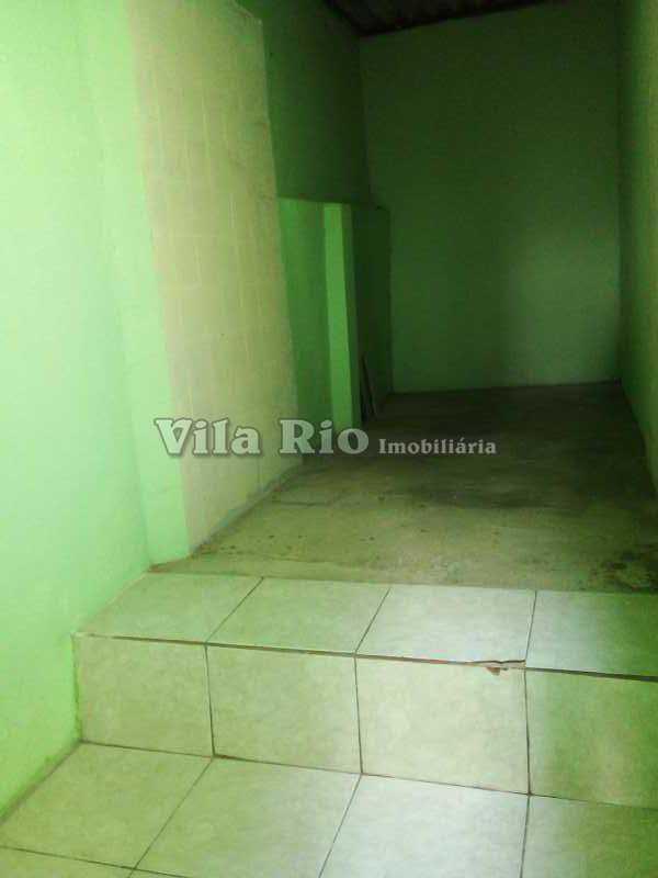 QUARTO DEPENDÊNCIA 1 - Casa 2 quartos para alugar Cordovil, Rio de Janeiro - R$ 1.300 - VCA20076 - 8