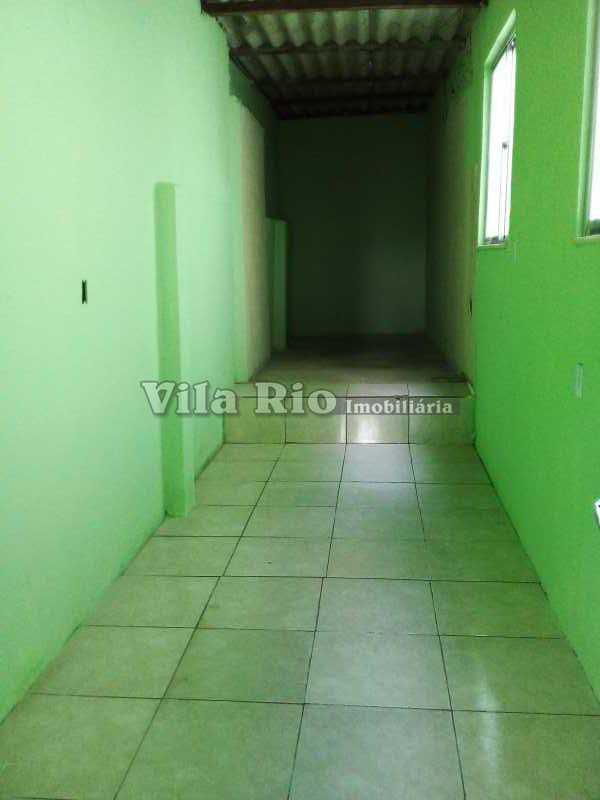 QUARTO DEPENDÊNCIA 2 - Casa 2 quartos para alugar Cordovil, Rio de Janeiro - R$ 1.300 - VCA20076 - 9