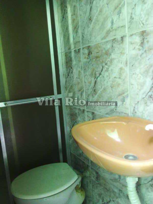 BANHEIRO 1 - Casa 2 quartos para alugar Cordovil, Rio de Janeiro - R$ 1.300 - VCA20076 - 10
