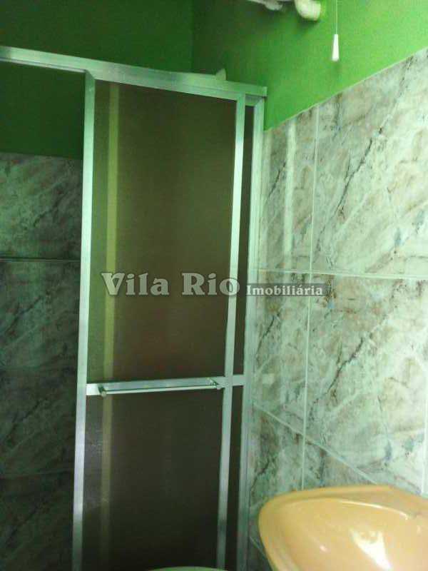 BANHEIRO 2 - Casa 2 quartos para alugar Cordovil, Rio de Janeiro - R$ 1.300 - VCA20076 - 11