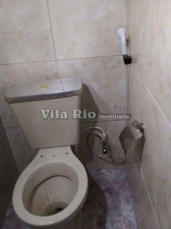 BANHEIRO1 2 - Casa 2 quartos para alugar Cordovil, Rio de Janeiro - R$ 1.300 - VCA20076 - 13