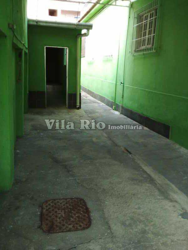 LATERAL 2 - Casa 2 quartos para alugar Cordovil, Rio de Janeiro - R$ 1.300 - VCA20076 - 17