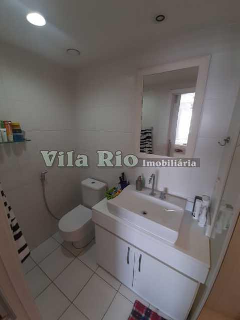 BANHEIRO SUITE - Apartamento 2 quartos à venda Pilares, Rio de Janeiro - R$ 600.000 - VAP20825 - 12