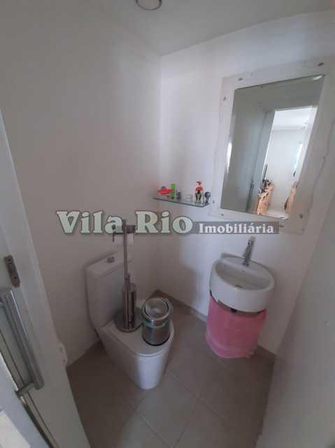 LAVABO - Apartamento 2 quartos à venda Pilares, Rio de Janeiro - R$ 600.000 - VAP20825 - 17