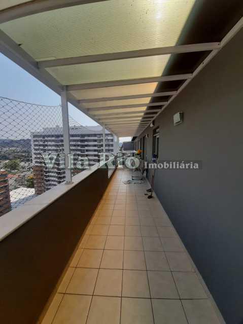 VARANDA 2 - Apartamento 2 quartos à venda Pilares, Rio de Janeiro - R$ 600.000 - VAP20825 - 30
