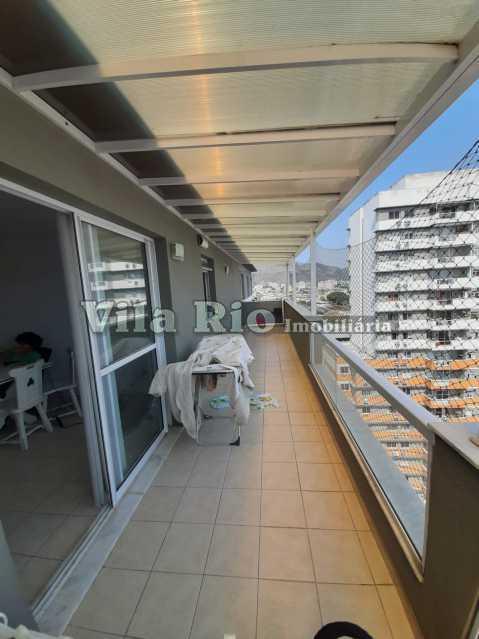 VARANDA - Apartamento 2 quartos à venda Pilares, Rio de Janeiro - R$ 600.000 - VAP20825 - 31
