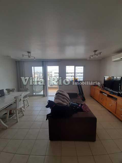 SALA - Apartamento 2 quartos à venda Pilares, Rio de Janeiro - R$ 600.000 - VAP20825 - 3