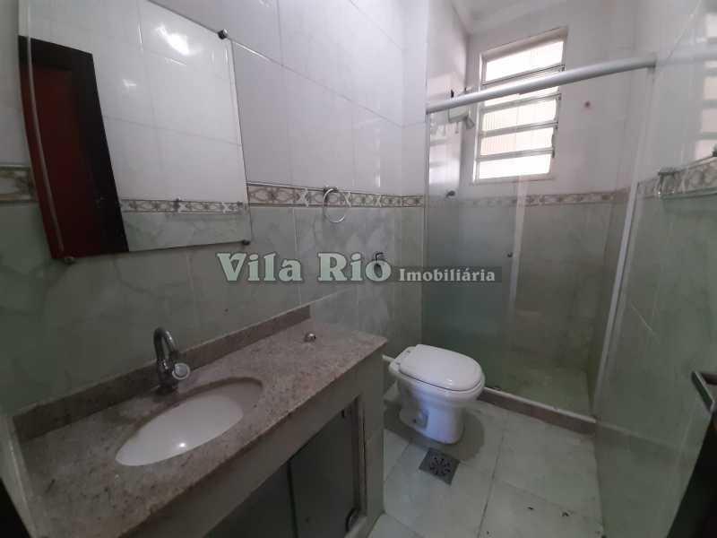 BANHEIRO 1. - Apartamento 2 quartos à venda Vicente de Carvalho, Rio de Janeiro - R$ 180.000 - VAP20827 - 10