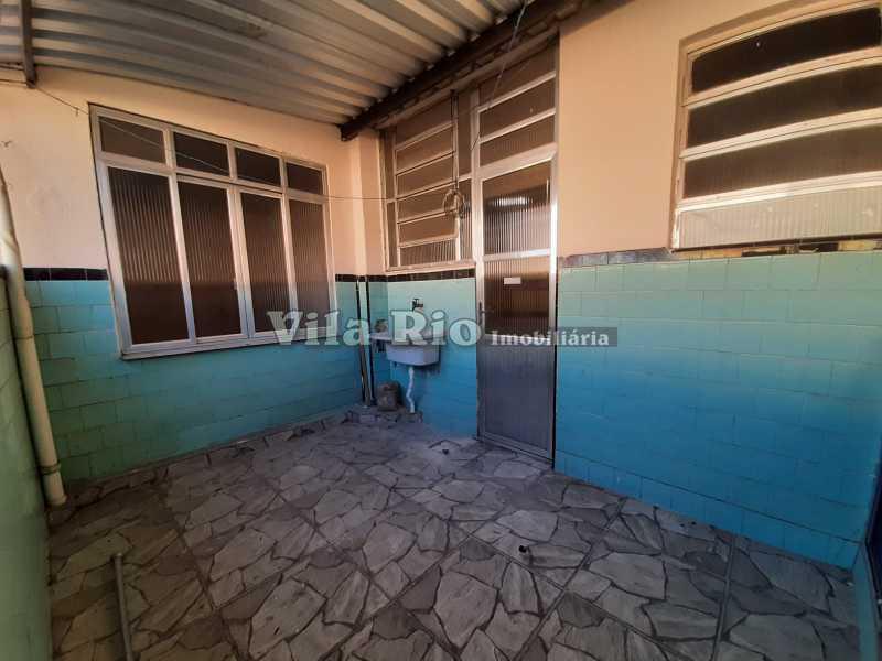 ÁREA DE SERVIÇO 1. - Apartamento 2 quartos à venda Vicente de Carvalho, Rio de Janeiro - R$ 180.000 - VAP20827 - 15