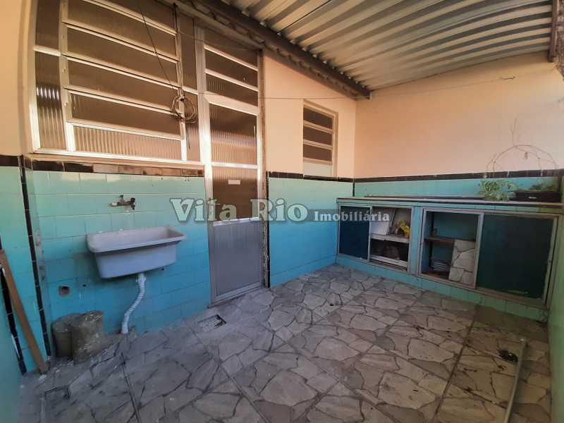 ÁREA DE SERVIÇO 2. - Apartamento 2 quartos à venda Vicente de Carvalho, Rio de Janeiro - R$ 180.000 - VAP20827 - 16