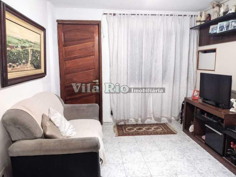 SALA 1 - Apartamento 2 quartos à venda Coelho Neto, Rio de Janeiro - R$ 175.000 - VAP20829 - 1