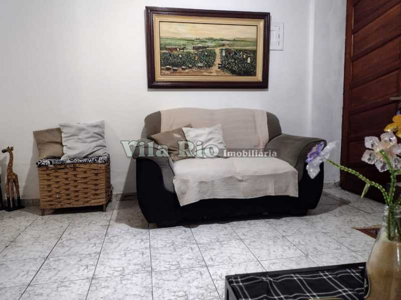 SALA 2 - Apartamento 2 quartos à venda Coelho Neto, Rio de Janeiro - R$ 175.000 - VAP20829 - 3