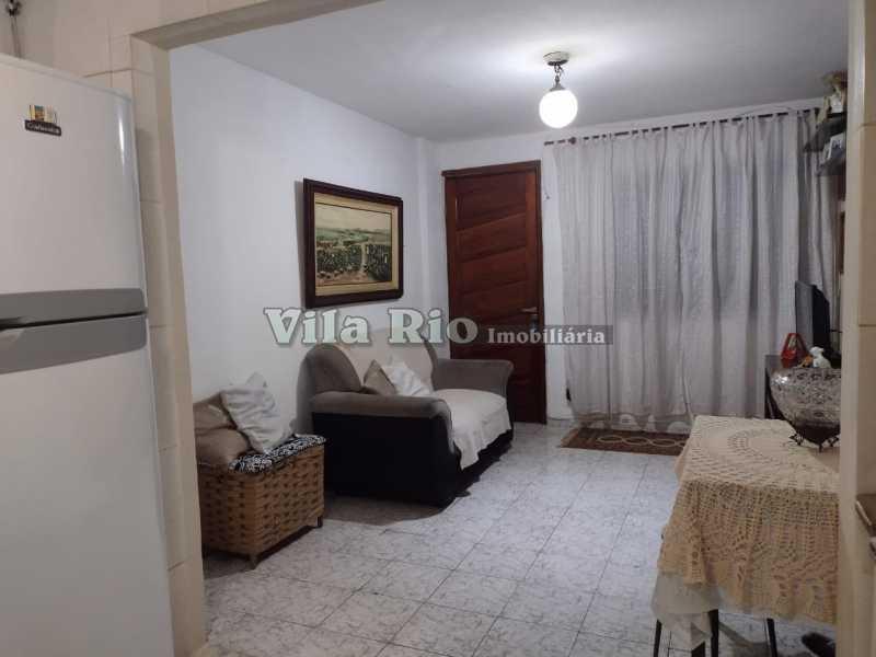 SALA 4 - Apartamento 2 quartos à venda Coelho Neto, Rio de Janeiro - R$ 175.000 - VAP20829 - 5