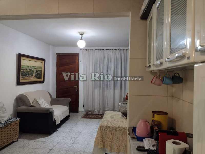 SALA 5 - Apartamento 2 quartos à venda Coelho Neto, Rio de Janeiro - R$ 175.000 - VAP20829 - 6