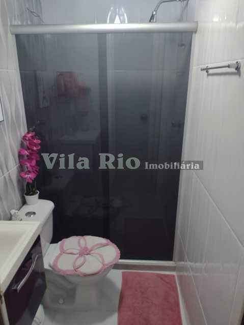 BANHEIRO 1 - Apartamento 2 quartos à venda Coelho Neto, Rio de Janeiro - R$ 175.000 - VAP20829 - 13