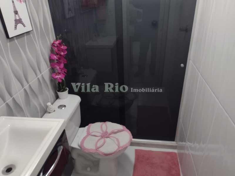 BANHEIRO 3 - Apartamento 2 quartos à venda Coelho Neto, Rio de Janeiro - R$ 175.000 - VAP20829 - 15