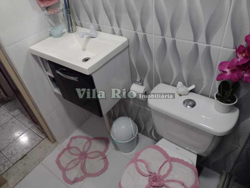 BANHEIRO 6 - Apartamento 2 quartos à venda Coelho Neto, Rio de Janeiro - R$ 175.000 - VAP20829 - 18