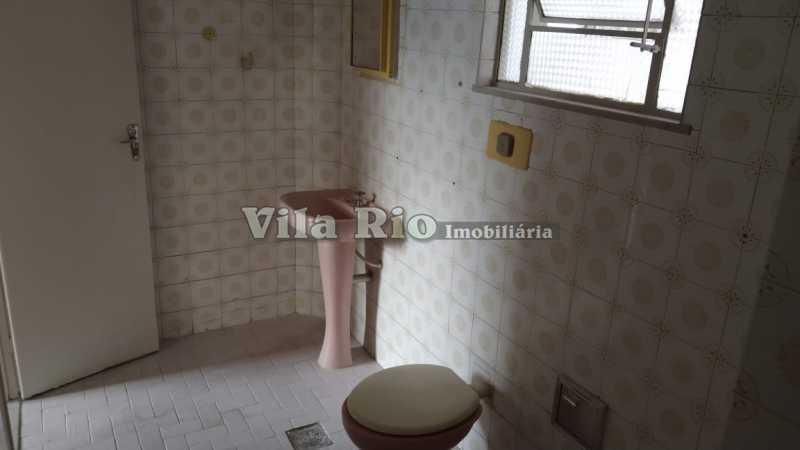 Banheiro.1 - Apartamento 2 quartos à venda Penha, Rio de Janeiro - R$ 275.000 - VAP20832 - 10