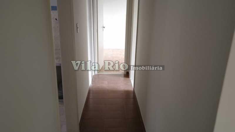 Circulação - Apartamento 2 quartos à venda Penha, Rio de Janeiro - R$ 275.000 - VAP20832 - 12