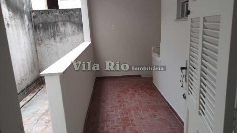 Área de serviço.1 - Apartamento 2 quartos à venda Penha, Rio de Janeiro - R$ 275.000 - VAP20832 - 17