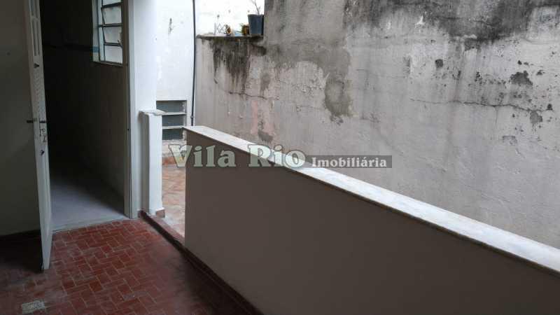 Área de serviço.2 - Apartamento 2 quartos à venda Penha, Rio de Janeiro - R$ 275.000 - VAP20832 - 18