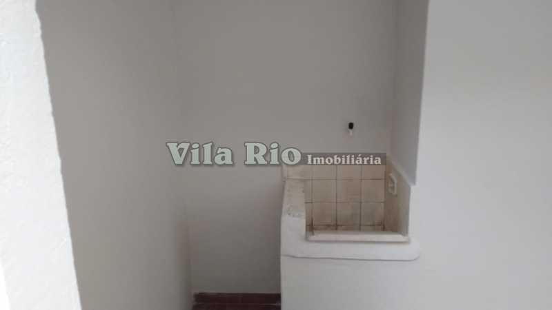 Área de serviço.3 - Apartamento 2 quartos à venda Penha, Rio de Janeiro - R$ 275.000 - VAP20832 - 19
