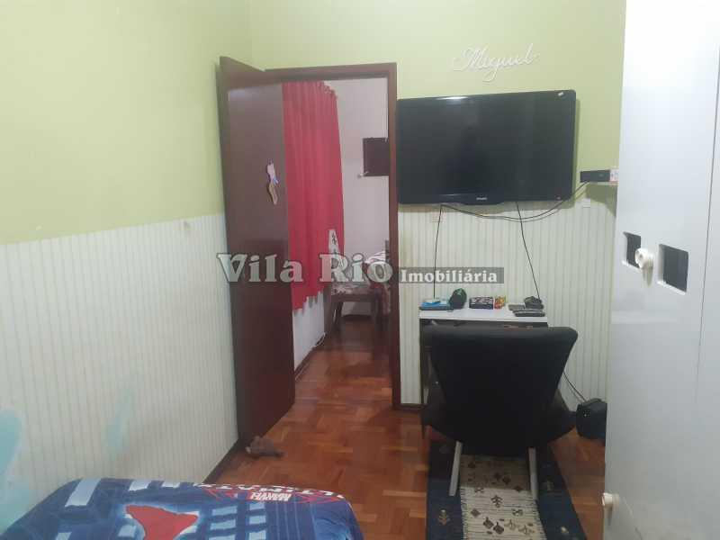 QUARTO 2.2. - Apartamento 2 quartos à venda Penha, Rio de Janeiro - R$ 250.000 - VAP20833 - 10