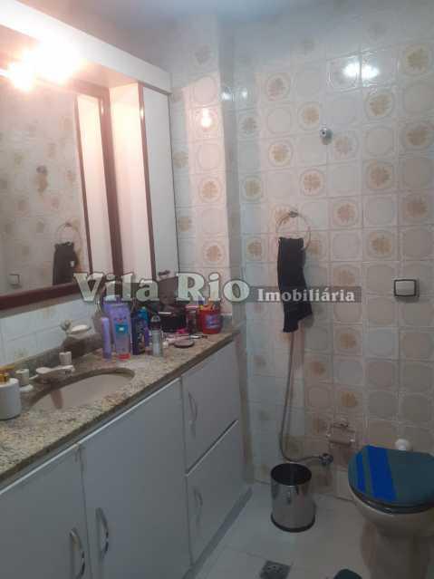 BANHEIRO 1. - Apartamento 2 quartos à venda Penha, Rio de Janeiro - R$ 250.000 - VAP20833 - 13