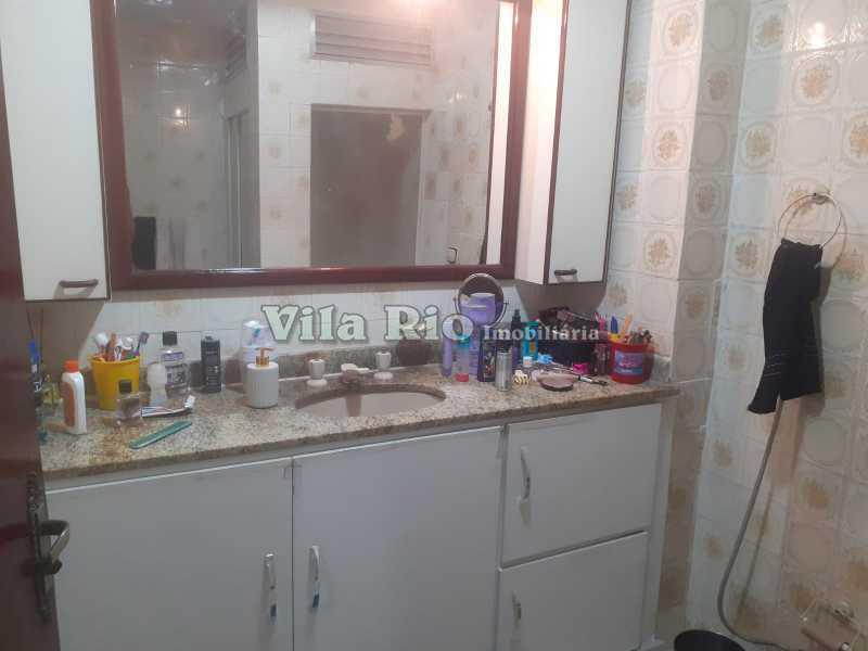 BANHEIRO 2. - Apartamento 2 quartos à venda Penha, Rio de Janeiro - R$ 250.000 - VAP20833 - 14