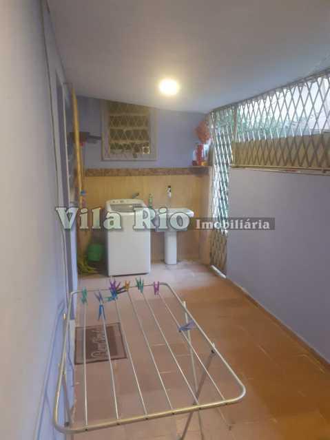 ÁREA DE SERVIÇO 2. - Apartamento 2 quartos à venda Penha, Rio de Janeiro - R$ 250.000 - VAP20833 - 20