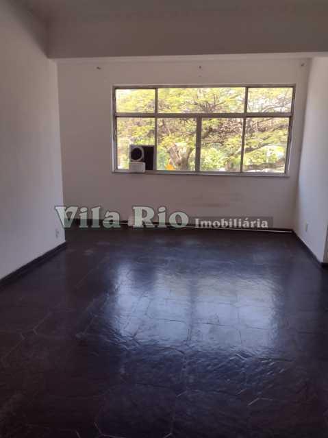 SALA. - Apartamento 2 quartos para alugar Vila da Penha, Rio de Janeiro - R$ 1.300 - VAP20835 - 1