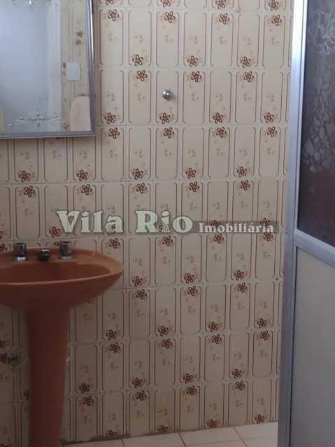 BANHEIRO. - Apartamento 2 quartos para alugar Vila da Penha, Rio de Janeiro - R$ 1.300 - VAP20835 - 6