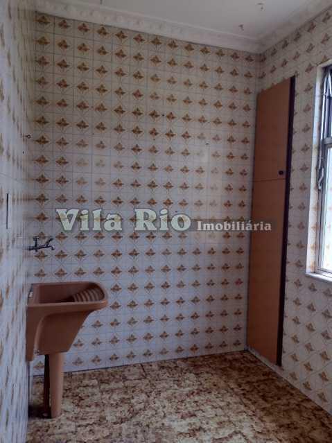 ÁREA DE SERVIÇO. - Apartamento 2 quartos para alugar Vila da Penha, Rio de Janeiro - R$ 1.300 - VAP20835 - 8