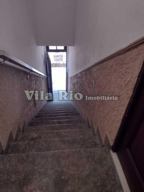 ENTRADA. - Apartamento 2 quartos para alugar Vila da Penha, Rio de Janeiro - R$ 1.300 - VAP20835 - 9