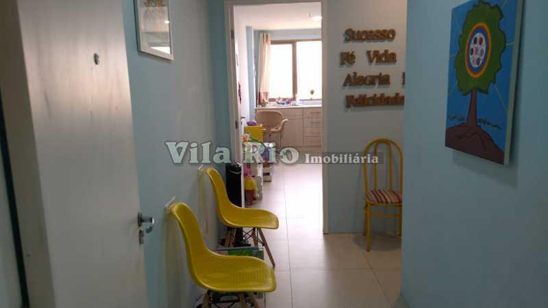 SALA 1. - Sala Comercial 25m² à venda Vila da Penha, Rio de Janeiro - R$ 175.000 - VSL00028 - 1