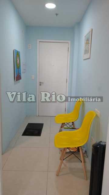 SALA 2. - Sala Comercial 25m² à venda Vila da Penha, Rio de Janeiro - R$ 175.000 - VSL00028 - 3