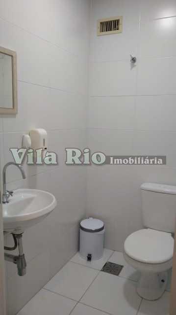 BANHEIRO 1. - Sala Comercial 25m² à venda Vila da Penha, Rio de Janeiro - R$ 175.000 - VSL00028 - 12
