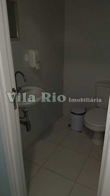 BANHEIRO 2 - Sala Comercial 25m² à venda Vila da Penha, Rio de Janeiro - R$ 175.000 - VSL00028 - 13