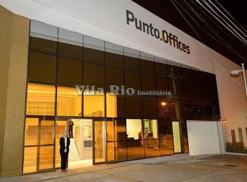 ENTRADA - Sala Comercial 25m² à venda Vila da Penha, Rio de Janeiro - R$ 175.000 - VSL00028 - 15
