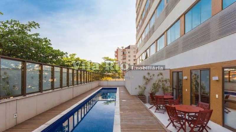 PISCINA - Sala Comercial 25m² à venda Vila da Penha, Rio de Janeiro - R$ 175.000 - VSL00028 - 16