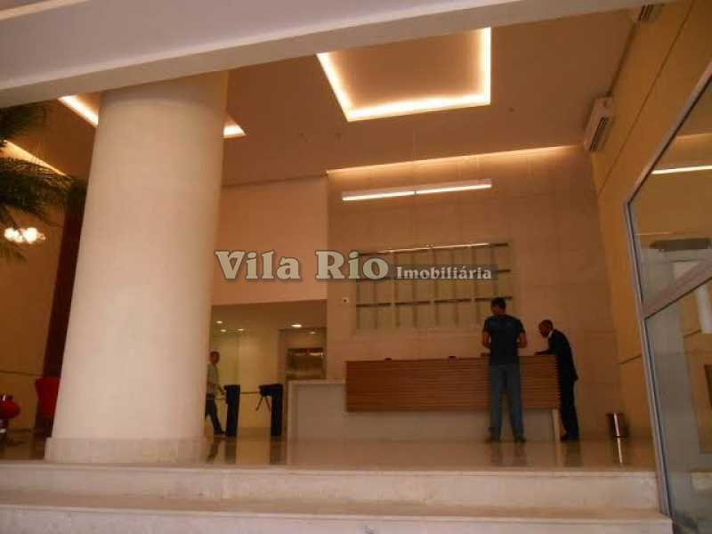 RECEPÇÃO - Sala Comercial 25m² à venda Vila da Penha, Rio de Janeiro - R$ 175.000 - VSL00028 - 17