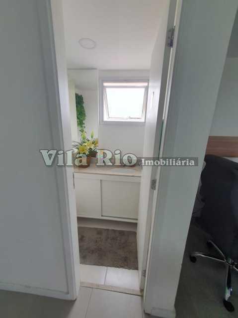 BANHEIRO 2. - Sala Comercial 25m² à venda Penha, Rio de Janeiro - R$ 250.000 - VSL00029 - 10