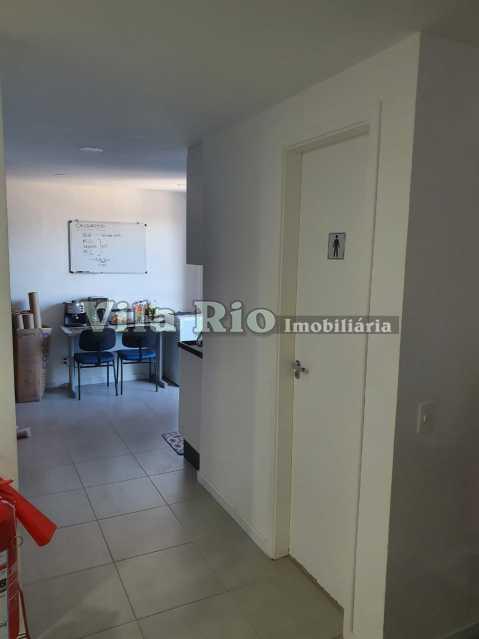 CIRCULAÇÃO 2. - Sala Comercial 25m² à venda Penha, Rio de Janeiro - R$ 250.000 - VSL00029 - 12